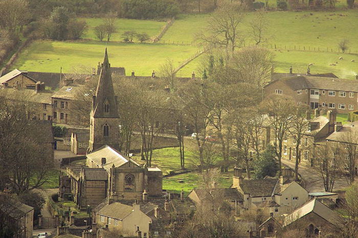 Glossop Church